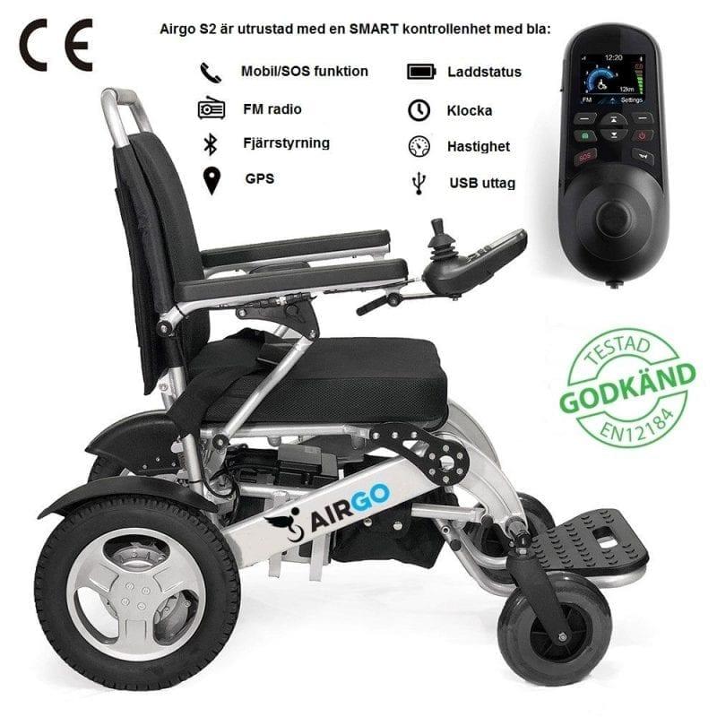 Airgo S2 Smart Kontrollenhet
