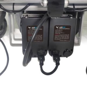 Airgo batterikabel